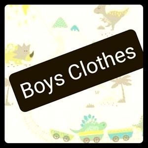 💜5 for $20 Boys Clothes!